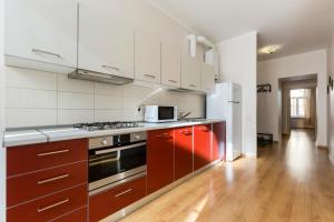 Peter the Great Apartments on Nevsky, Apartmány  Petrohrad - big - 105