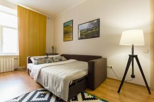 Peter the Great Apartments on Nevsky, Apartmány  Petrohrad - big - 116