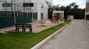 Apartamento na praia de Canasvieiras com wifi, piscinas e ar condicionado nos quartos., Ferienwohnungen  Florianópolis - big - 3