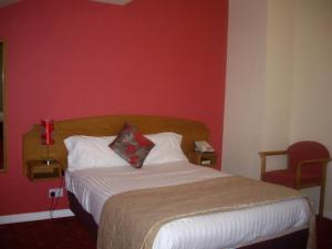 Corn Mill Lodge Hotel, Hotely  Leeds - big - 6