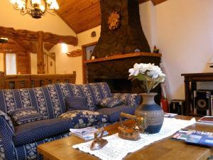 Hosteria Lekun Lekun, Penziony – hostince  Villa La Angostura - big - 46