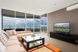 Marina, Apartmanok  Gold Coast - big - 4