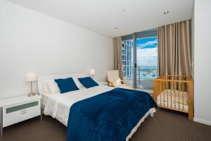 Marina, Apartmanok  Gold Coast - big - 21