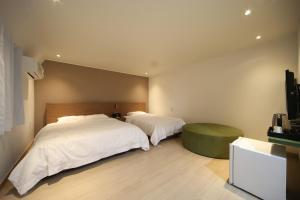 Soho Hotel, Hotely  Busan - big - 11