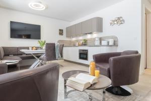 Ferienwohnungen Rosengarten, Apartmány  Börgerende-Rethwisch - big - 244