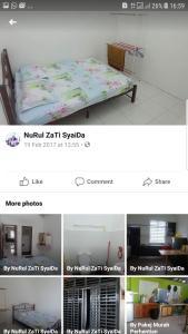 Homestay Nurul, Privatzimmer  Kuantan - big - 6