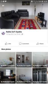 Homestay Nurul, Privatzimmer  Kuantan - big - 7