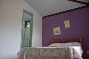 Casa Lumar, Проживание в семье  Парати - big - 7