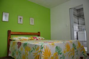 Casa Lumar, Проживание в семье  Парати - big - 8