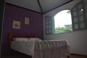 Casa Lumar, Проживание в семье  Парати - big - 10