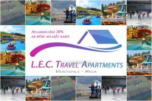 L.E.C. Travel Old Town Apartment