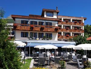 Hotel Spinne Grindelwald, Szállodák  Grindelwald - big - 59