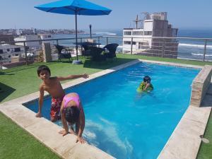 Huanchaco Villa Relax (7 Bedrooms), Villen  Huanchaco - big - 20