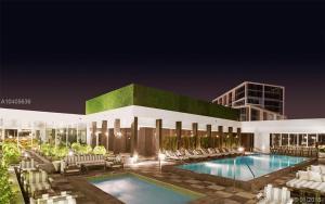 Luxury Condo Top 49th Floor Miami, Apartmanok  Miami - big - 7