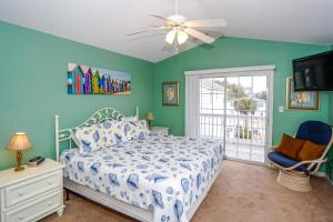 Pineapple Shores Home, Nyaralók  Myrtle Beach - big - 14
