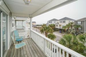 Ocean View Home - Bons Temps, Case vacanze  Myrtle Beach - big - 4