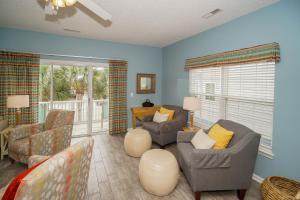 Ocean View Home - Bons Temps, Case vacanze  Myrtle Beach - big - 16