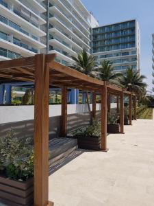 Apartamento de una Habitación En Morros Epic, Apartmanok  Cartagena de Indias - big - 45