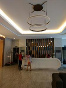 Green residences, Apartmanhotelek  Manila - big - 22