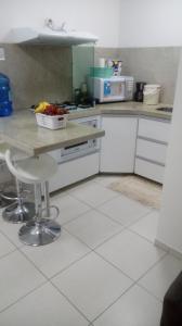 Apartamento na praia de Canasvieiras com wifi, piscinas e ar condicionado nos quartos., Ferienwohnungen  Florianópolis - big - 6