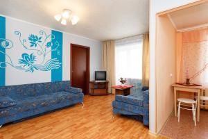 Apartments on Chelyuskintsev