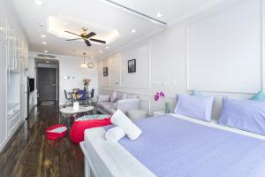 Christina's Hanoi - Lancaster City Living, Apartmány  Hanoj - big - 120
