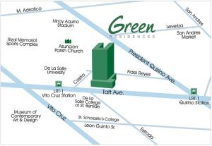 Green residences, Apartmanhotelek  Manila - big - 34