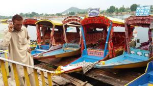 Houseboat Palace Heights, Hotels  Srinagar - big - 36