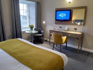 New Lanark Mill Hotel, Отели  Ланарк - big - 3