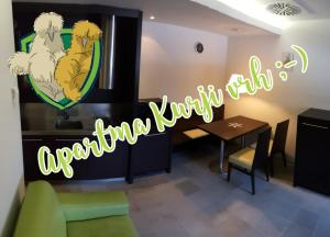 Apartma Kurji vrh - Chicken top