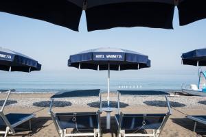 Park Hotel Marinetta, Szállodák  Marina di Bibbona - big - 35