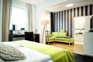 City Hotel Bosse, Hotely  Bad Oeynhausen - big - 61
