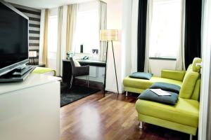City Hotel Bosse, Hotely  Bad Oeynhausen - big - 62