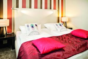 City Hotel Bosse, Hotely  Bad Oeynhausen - big - 63