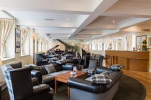 New Lanark Mill Hotel, Отели  Ланарк - big - 35