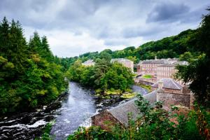 New Lanark Mill Hotel, Hotely  Lanark - big - 39
