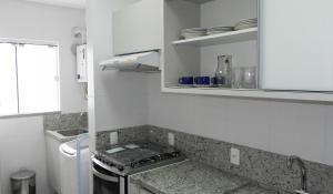 Apartamento Cerca del Mar 2 Suites, Apartmanok  Bombinhas - big - 15