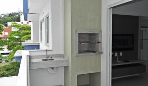 Apartamento Cerca del Mar 2 Suites, Apartmanok  Bombinhas - big - 20