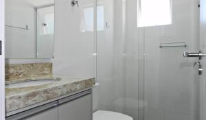 Apartamento 2 Suites Aguas Azuis, Apartments  Bombinhas - big - 26