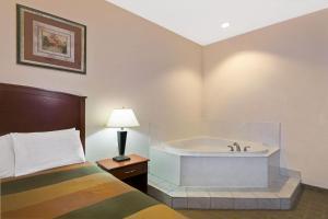 Suite Lit King-Size de Luxe avec Baignoire Spa - Non-Fumeurs