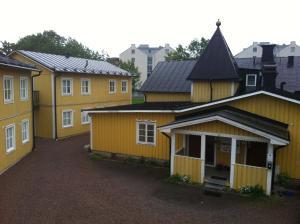 Apartmán Uppsala Lägenhetshotell Uppsala Švédsko