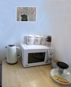 Tamar, Appartamenti  Neve Zohar - big - 14
