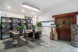 Timeless - Concept Guesthouse, Pensionen  Suzhou - big - 76