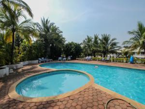 OYO 10163 Home Exotic Studio South Goa, Hotel  Sirvoi - big - 23