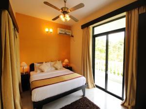 OYO 10163 Home Exotic Studio South Goa, Hotel  Sirvoi - big - 4