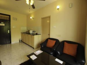 OYO 10163 Home Exotic Studio South Goa, Hotel  Sirvoi - big - 13