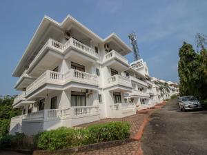OYO 10163 Home Exotic Studio South Goa, Hotel  Sirvoi - big - 9