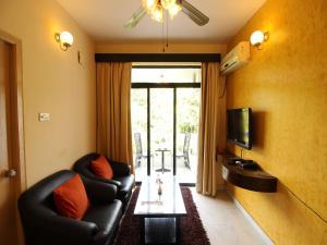 OYO 10163 Home Exotic Studio South Goa, Hotel  Sirvoi - big - 7