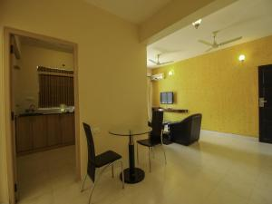 OYO 10158 Home Bright Studio South Goa, Hotel  Sirvoi - big - 6