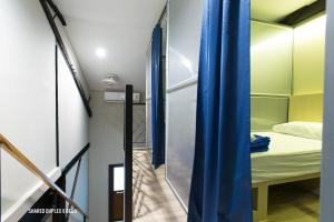 Bed in 6-Bed Duplex Mixed Dormitory Room